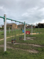 Play park pictures before work was carried out.